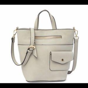 NWT Black Steve Madden purse